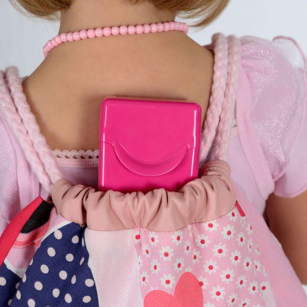 Die Taschentücherbox Pinky von box es